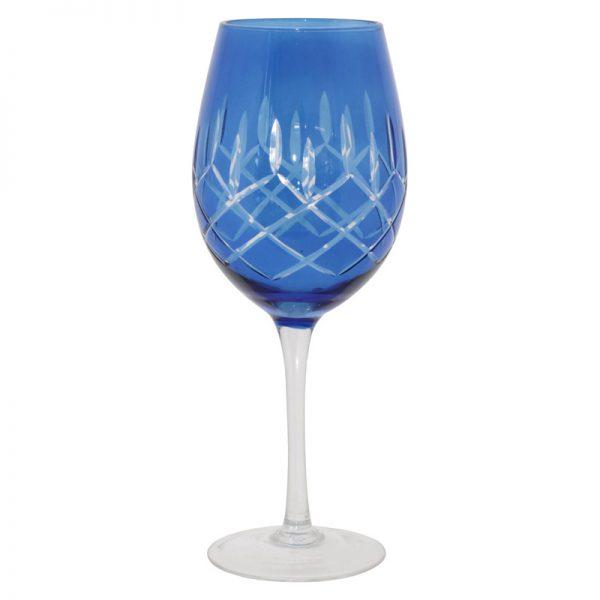 ZORA BLUE CUT WINE 450ML 23CM