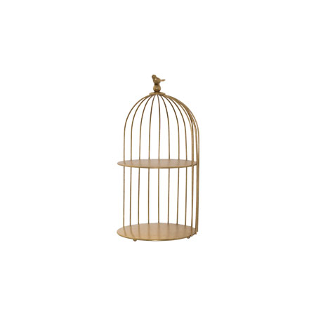 BIRD CAGE DISPLAY STAND 40CM
