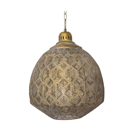 MORGAN METAL HANGING LAMP 50CM