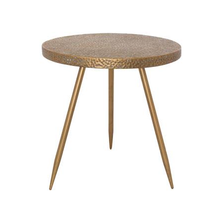 MARILLA BEATEN TABLE 47X45CM KD