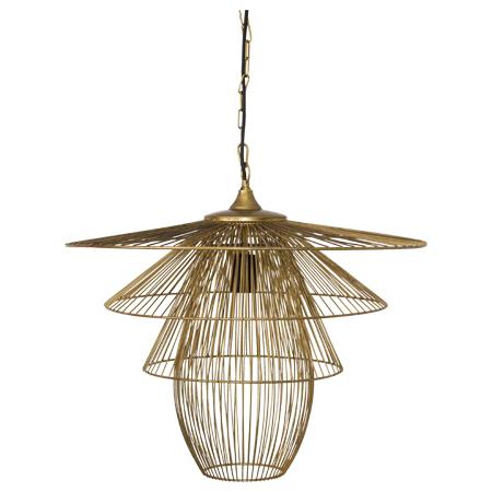 SADIRA HANGING LAMP 56X49CM