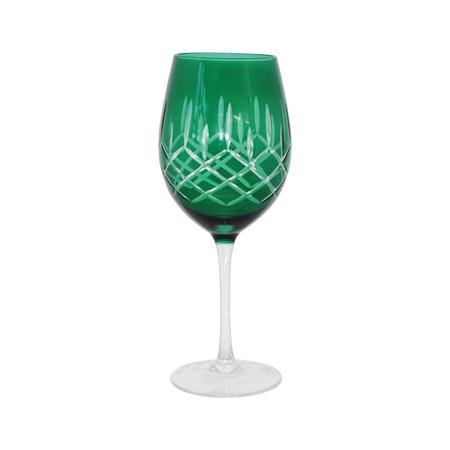 ZORA GREEN CUT WINE 450ML 23CM