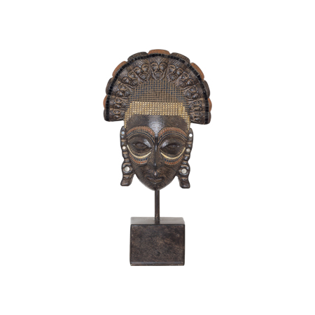 AFRICAN MASK 40CM