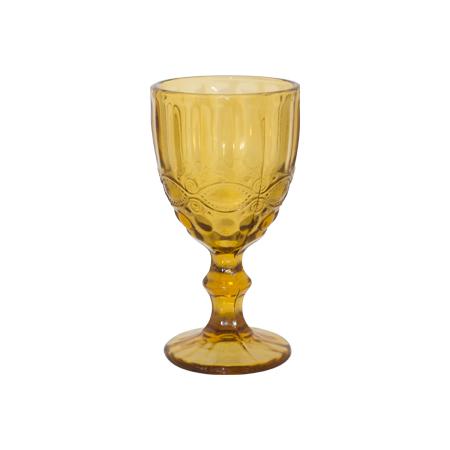 EATON WINE GLASS AMBER 300ML