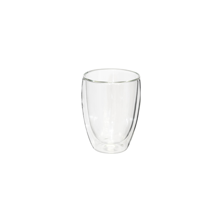 DOUBLE WALL THERMIC GLASS 300ML