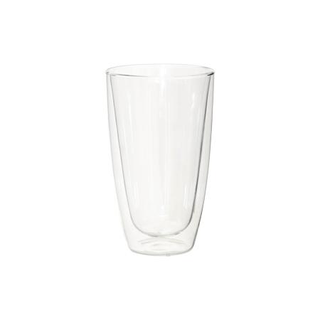 DOUBLE WALL LATTE GLASS 330ML
