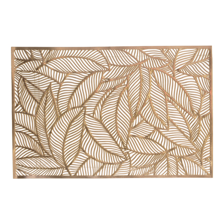 CHAMPAGNE PLACEMAT 45X30CM