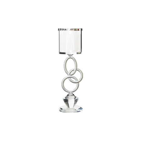 OLYMPIC CANDLE HOLDER 22CM