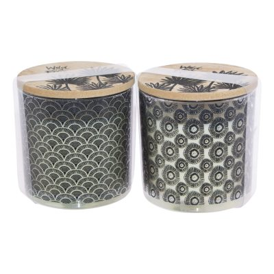 WILD FIRE SCENTED CANDLE MIXED 11