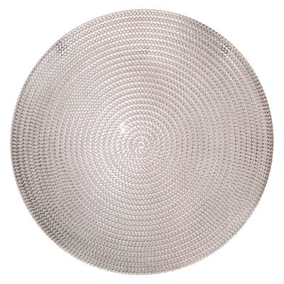 ROUND CHAMPAGNE PLACEMAT 36CM