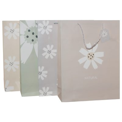 BLOSSOMS GIFT BAG LARGE 32X42X12