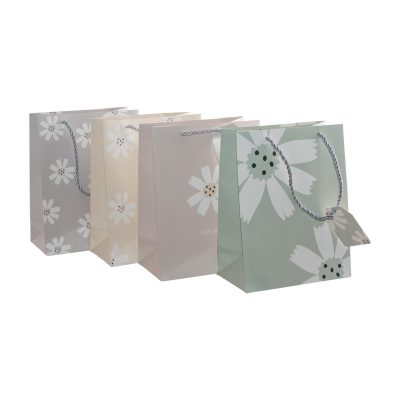 BLOSSOMS GIFT BAG SMALL 18X23X10C